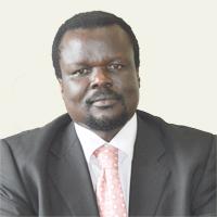 Mr. Andrew Abunyang, Director Human Resources