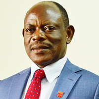 Professor Barnabas Nawangwe, Vice Chancellor, Makerere University