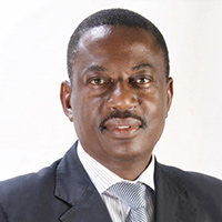 Mr. Cyriaco Kabagambe, Dean of Students