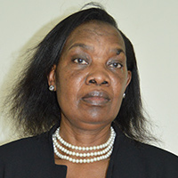 Dr. Helen Byamugisha, University Librarian