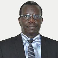 Mr. Walter Yorac Nono, Director Internal Audit