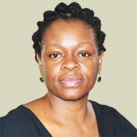 Eng. Christina Kakeeto, Director Estates and Works